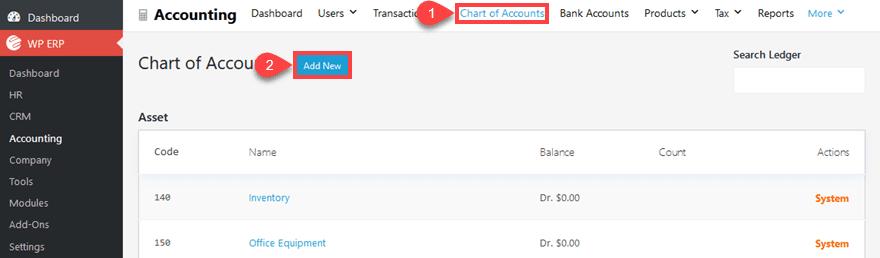 online bookkeeping system
