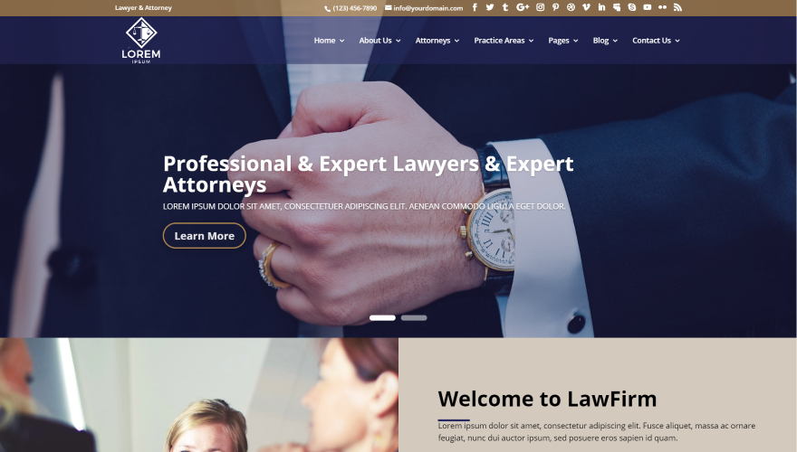 DP Lawyer & Attorney