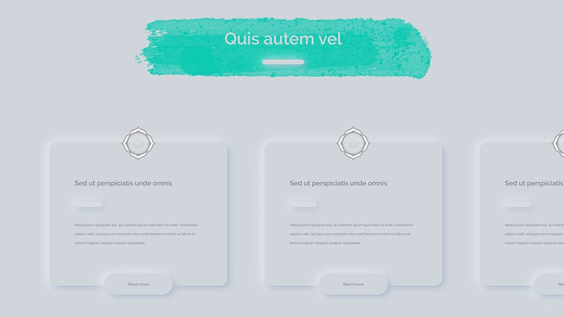 Download a FREE Horizontal Self-Scrolling List Made with Divi's Scroll Effects