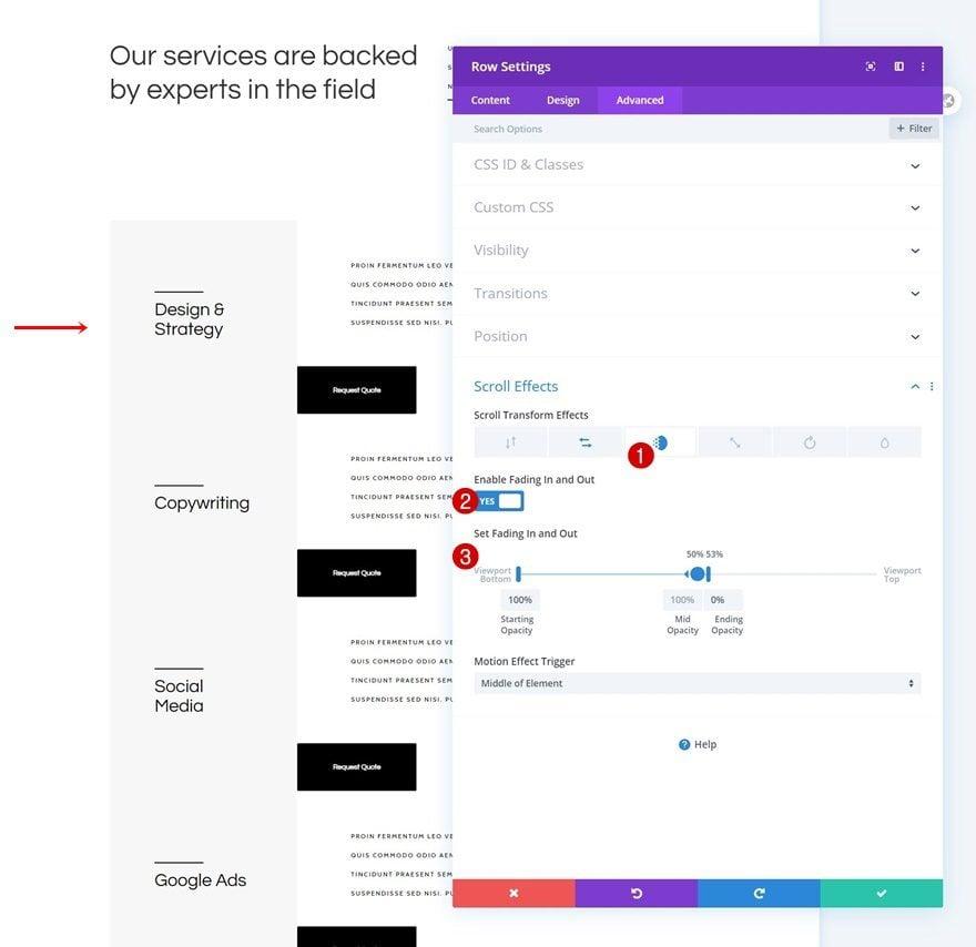 service transition