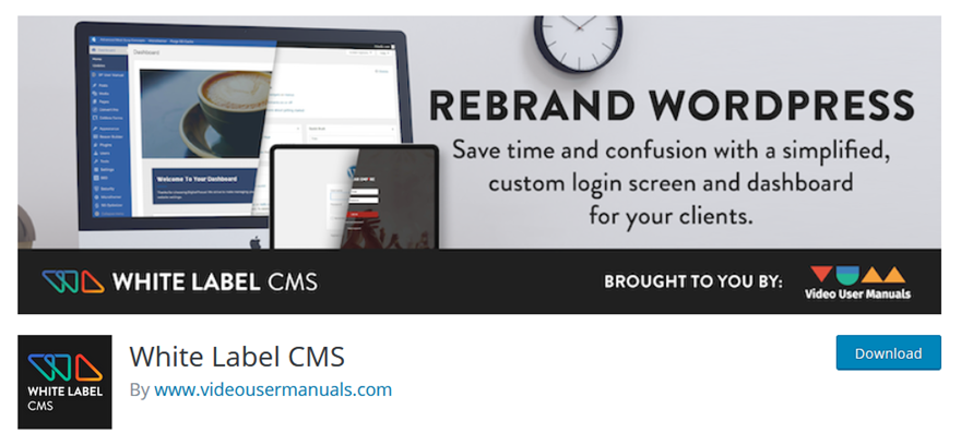 white label cms