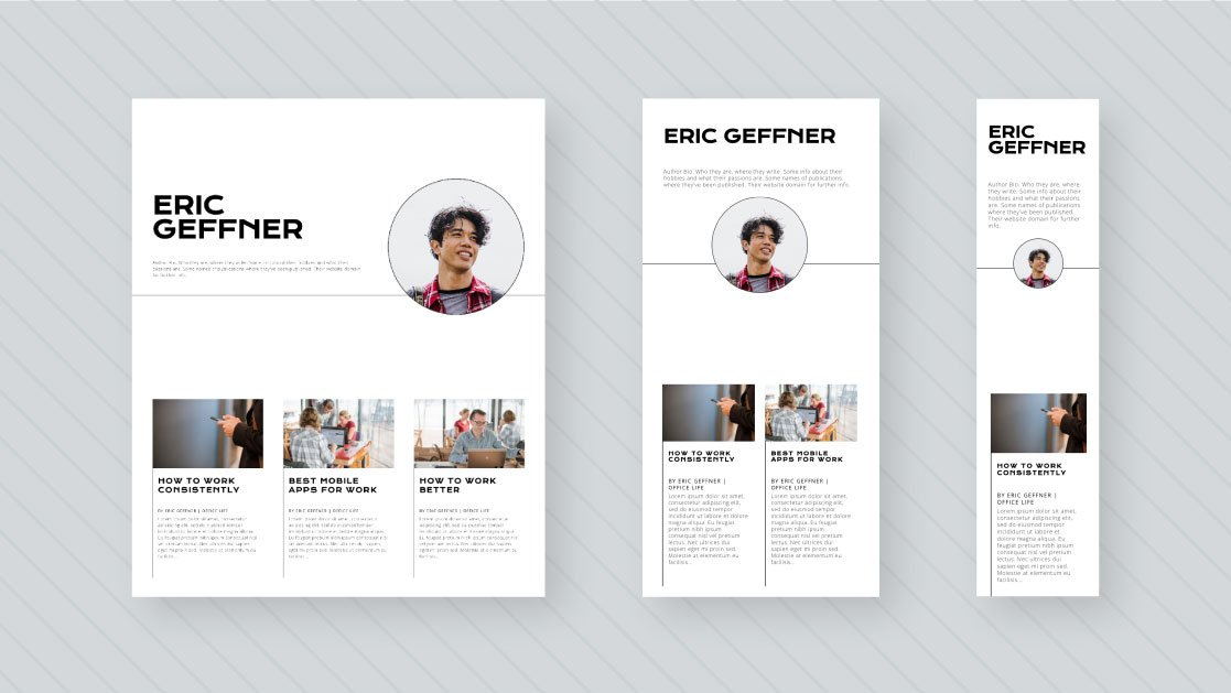 How to Create an Author Page Template with Divi's Theme Builder