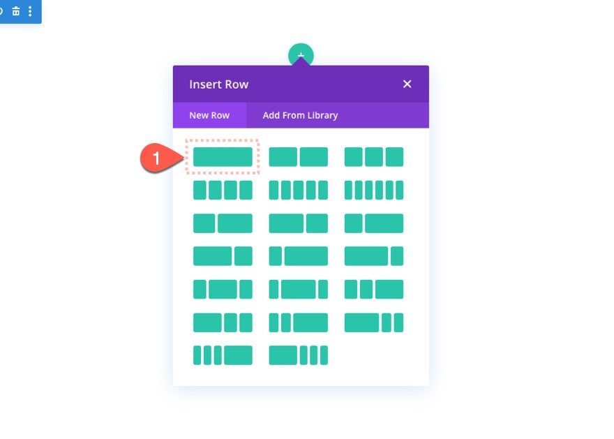 divi scroll animated number counters