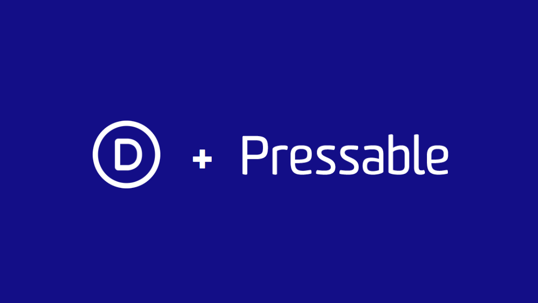 Divi Hosting with Pressable – Host your site with WordPress itself!
