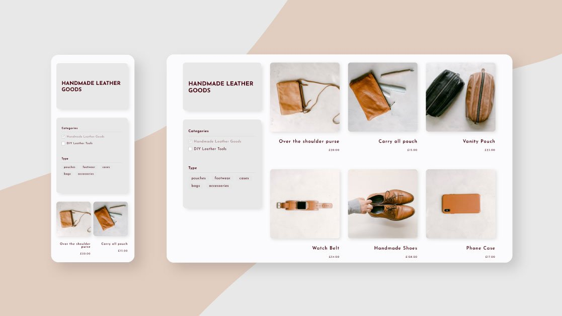 Create a WooCommerce Product Category Page with Divi's Theme Builder