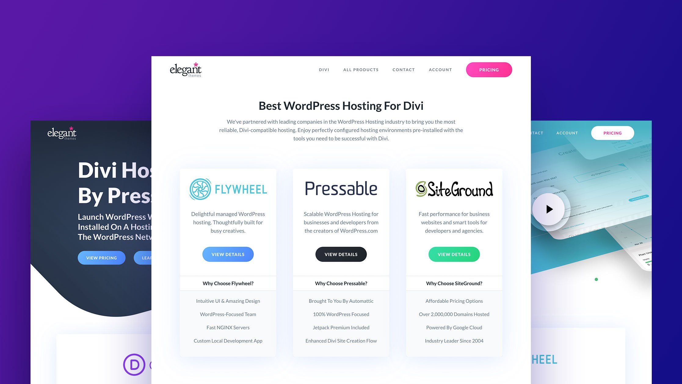 Introducing Divi Hosting! The Best New Hosting Solution For Divi