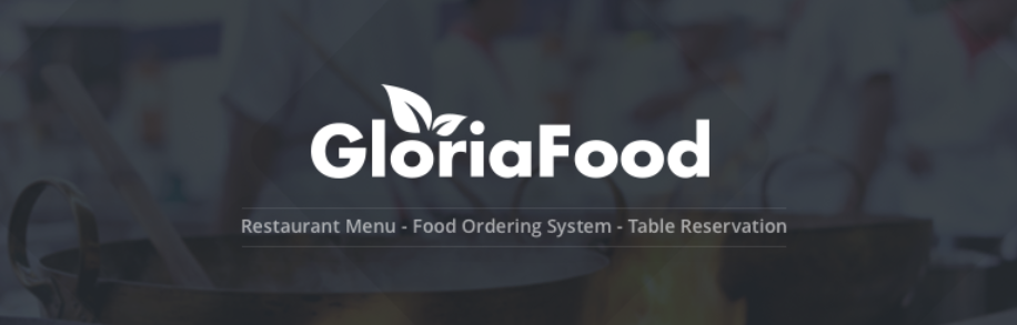 The GloriaFood plugin.
