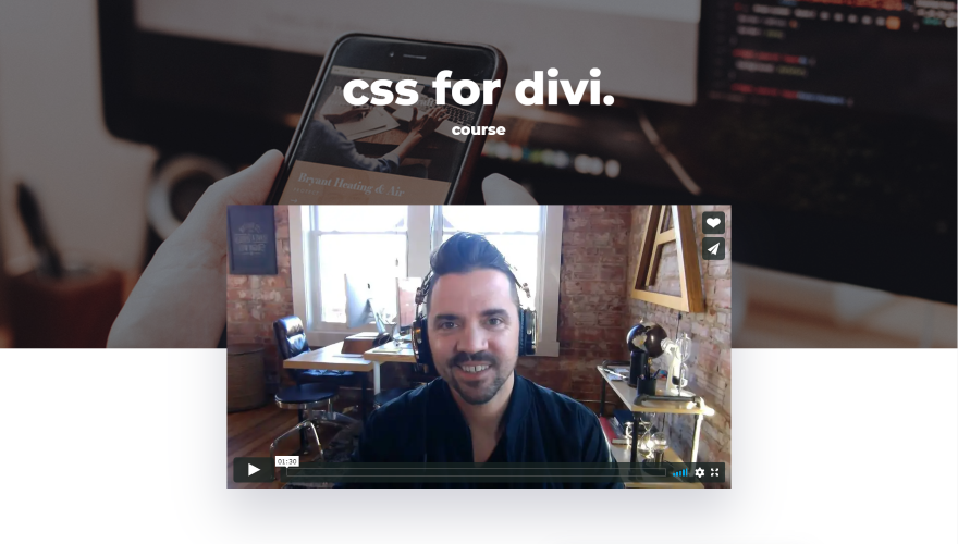 CSS for Divi