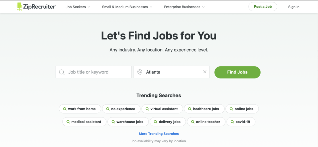 best job boards