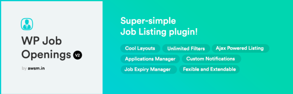 The WP Job Openings plugin.