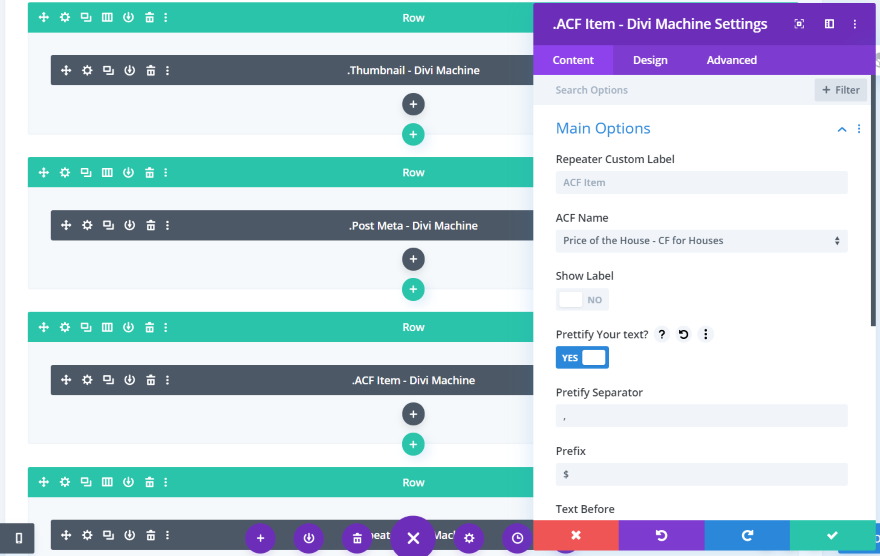 Divi Machine Modules