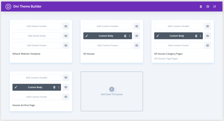 Free Divi Machine Layout Packs