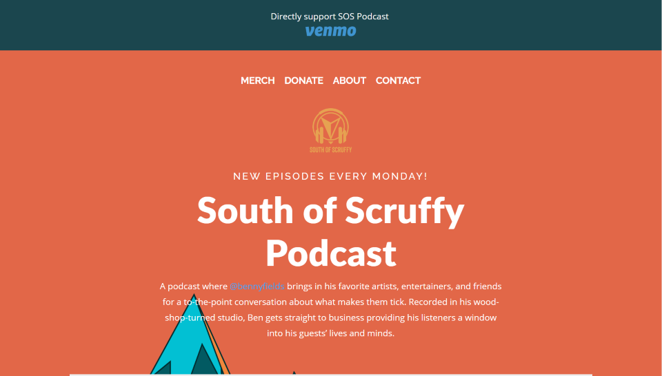 South of Scruffy Podcast