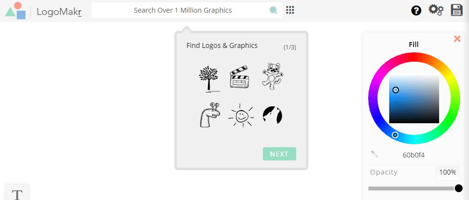 Logo Makr's graphics collection.