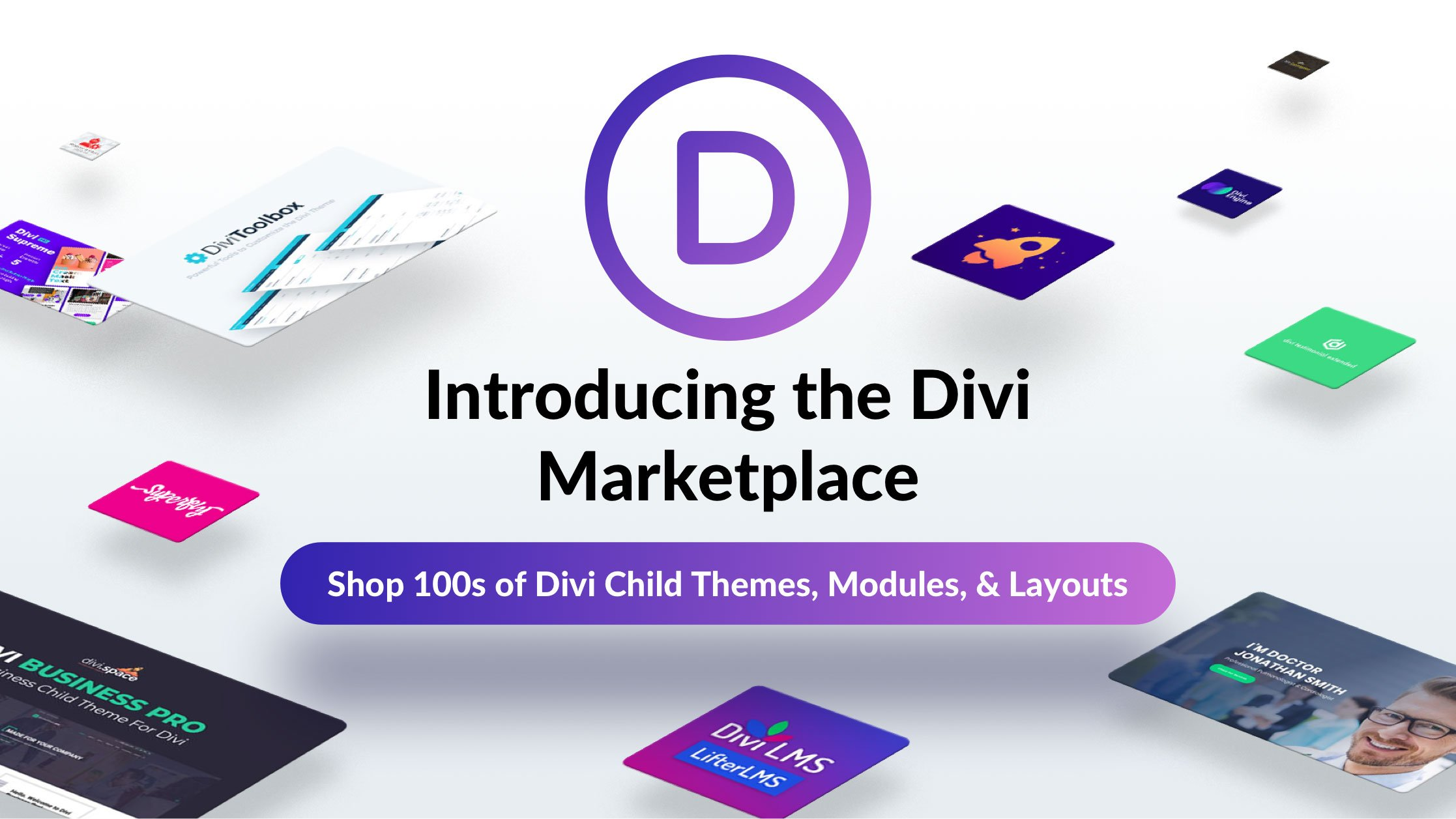 Introducing The Divi Marketplace