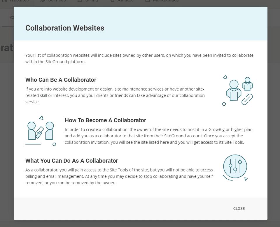 siteground collaborators