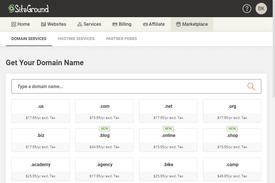 SiteGround WordPress Hosting
