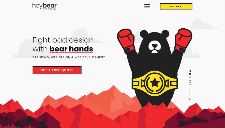 Hey Bear Creative