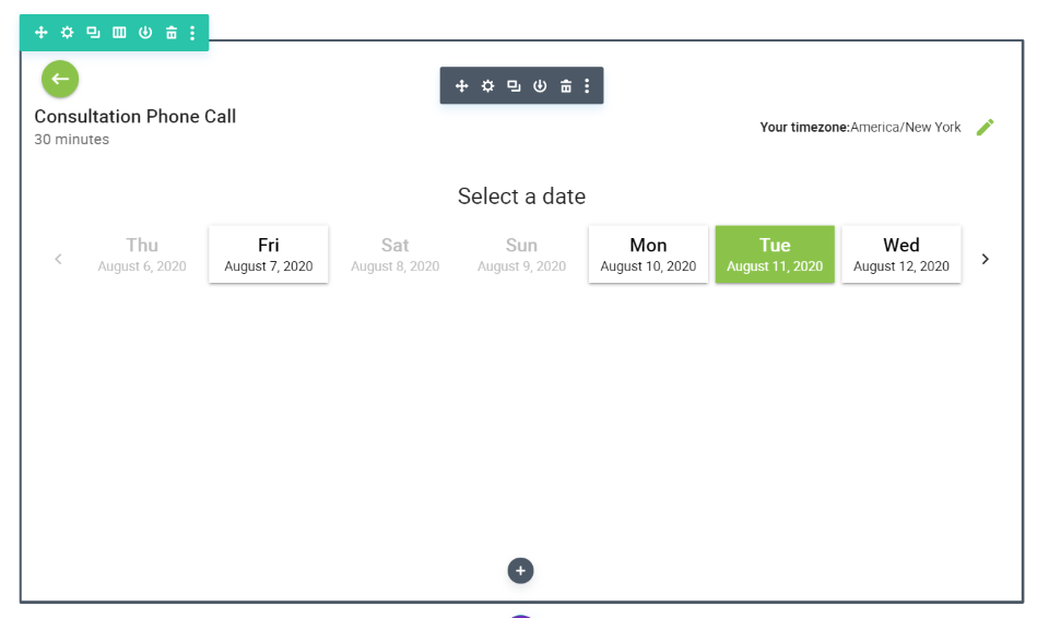 Using Simply Schedule Appointments with Divi
