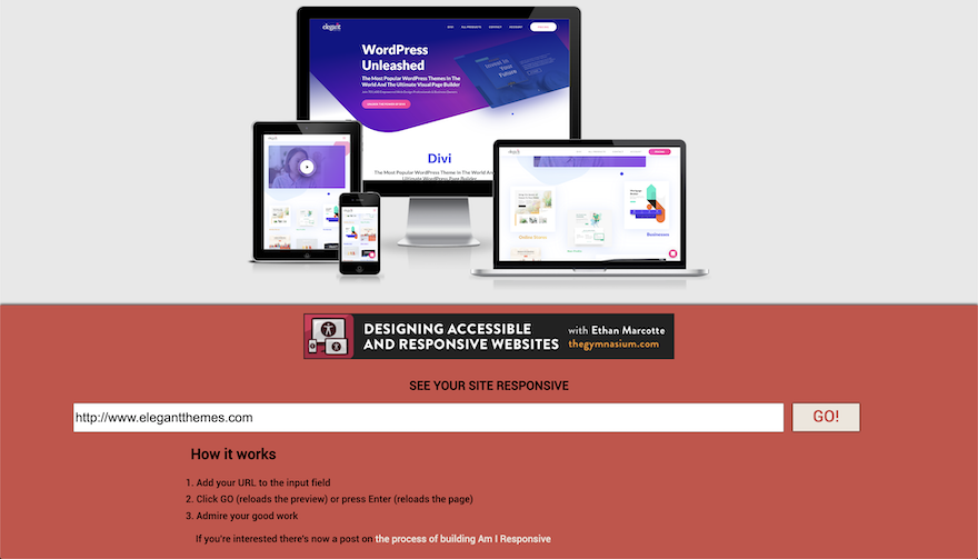 9 Of The Best Responsive Website Design Testing Tools And Sites Elegant Themes Blog
