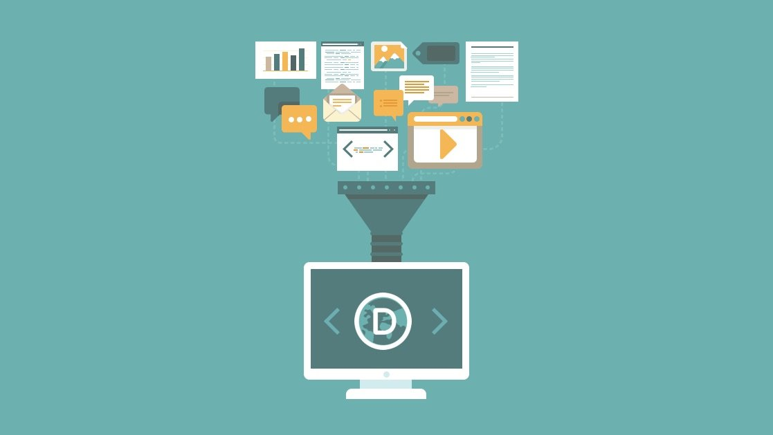 A Complete Guide for Creating a Content Marketing Funnel with Divi