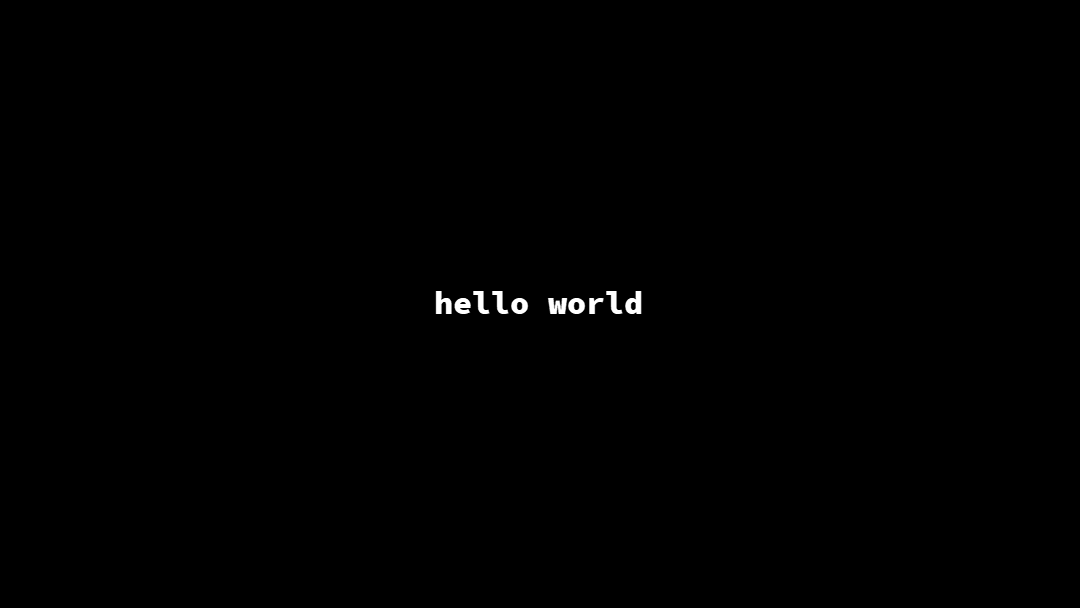 "The History Behind ""Hello World"""