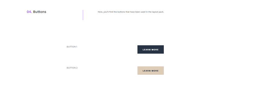 financial advisor global presets style guide