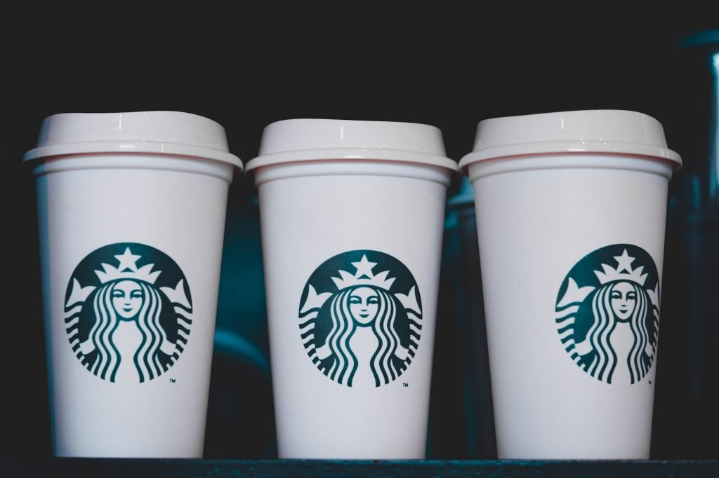 archetype examples - Starbucks siren