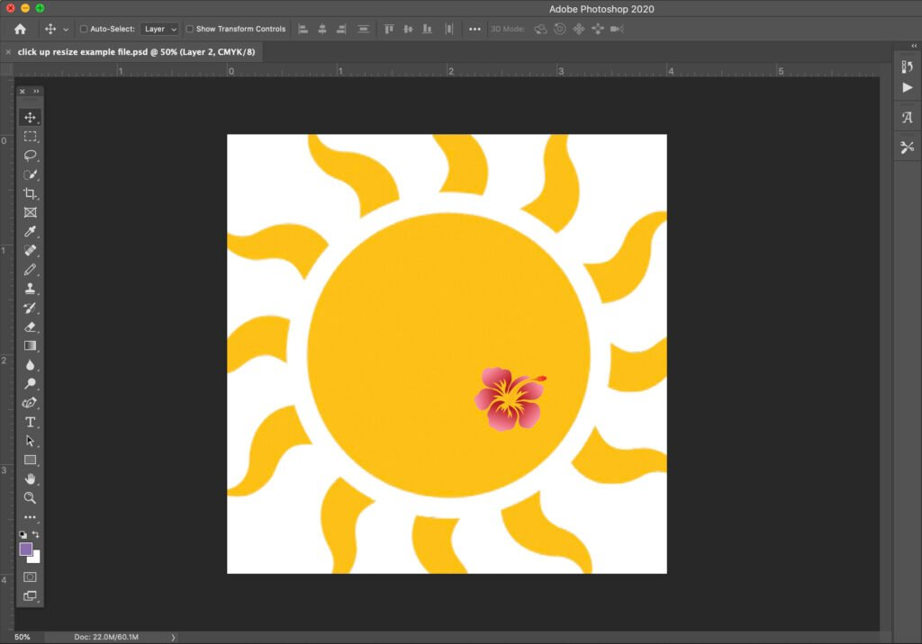 maintain aspect ratio in photoshop