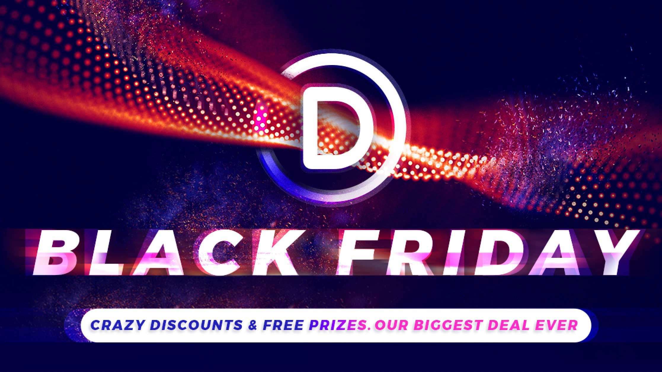 The Divi Black Friday 2020 Sale Starts Now!
