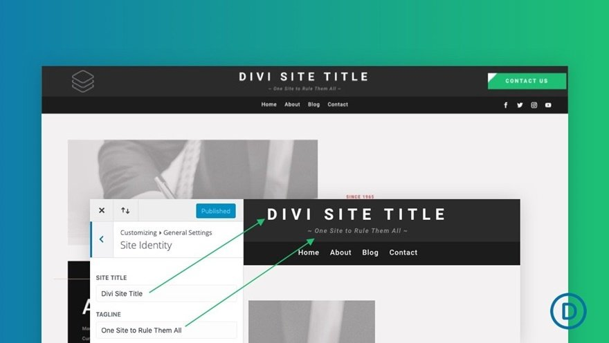 divi header tutorials