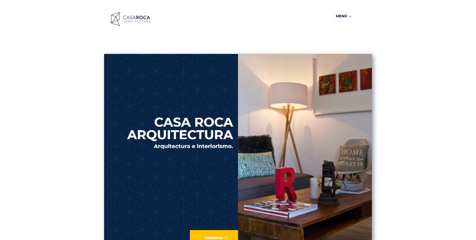 Casa Roca Architecura