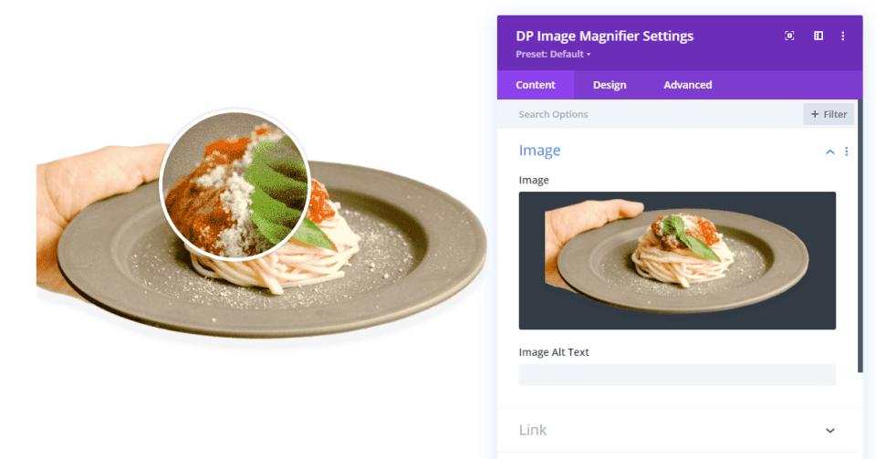 DP Image Magnifier