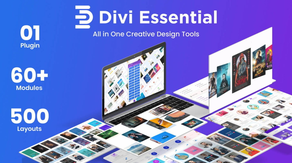 Purchase Divi Essential