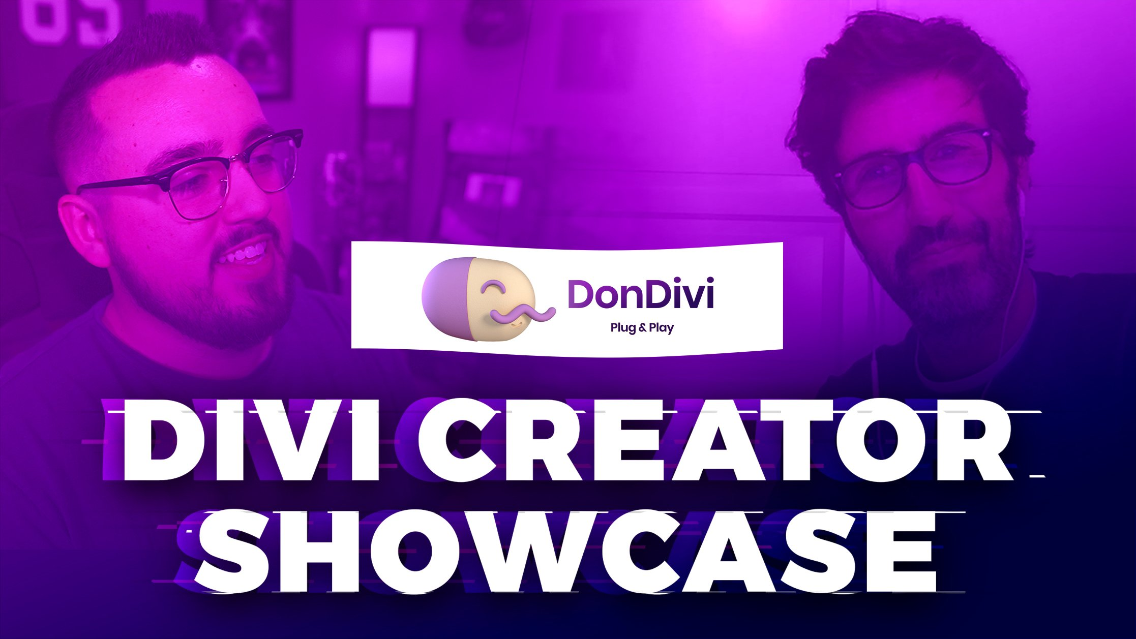 Divi Creator Showcase: DonDivi