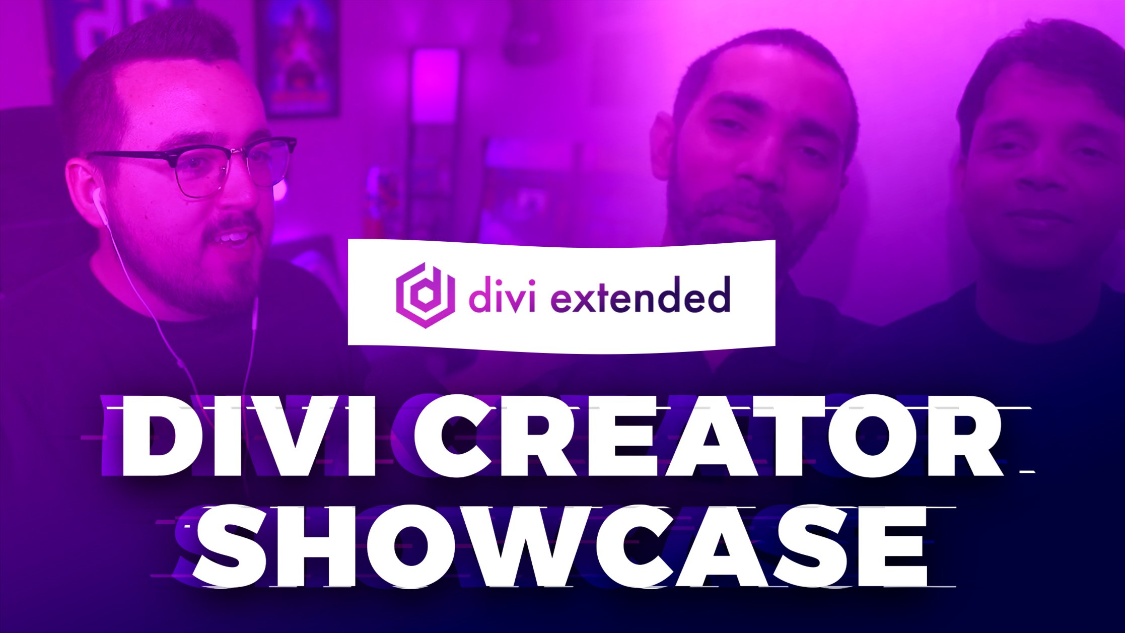 Divi Creator Showcase: Divi Extended