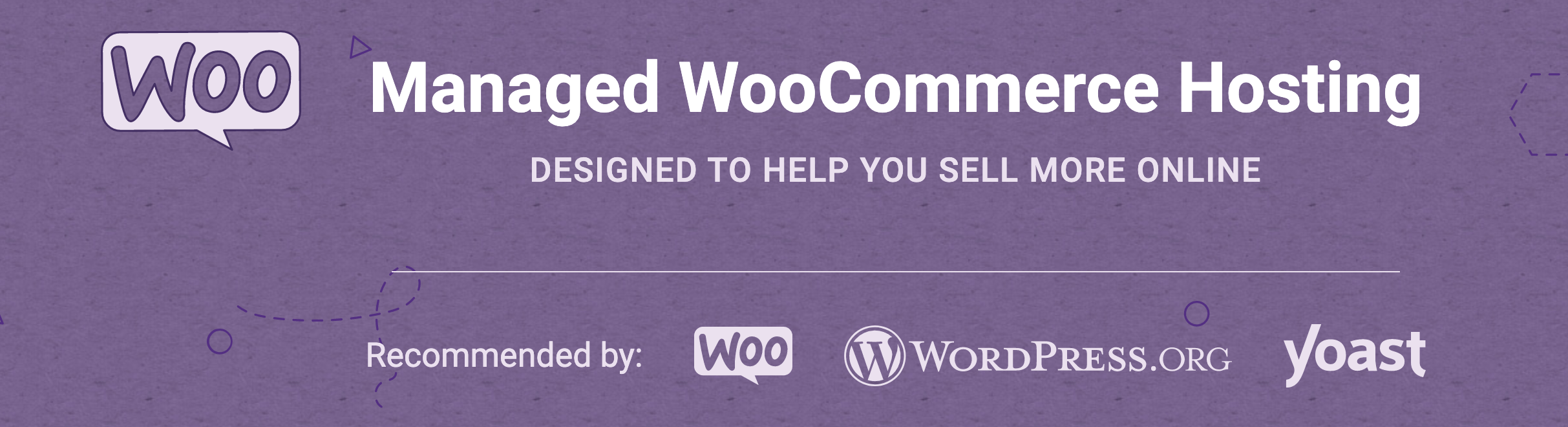 SiteGround's WooCommerce hosting.
