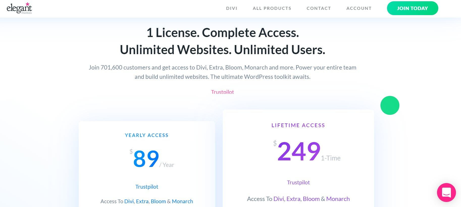 divi woocommerce price