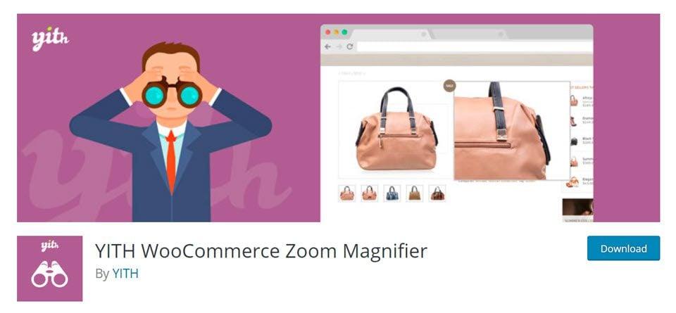 zoom magifier