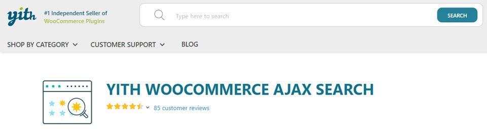 ajax search
