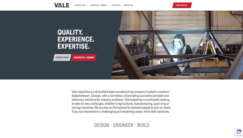 Vale Industries