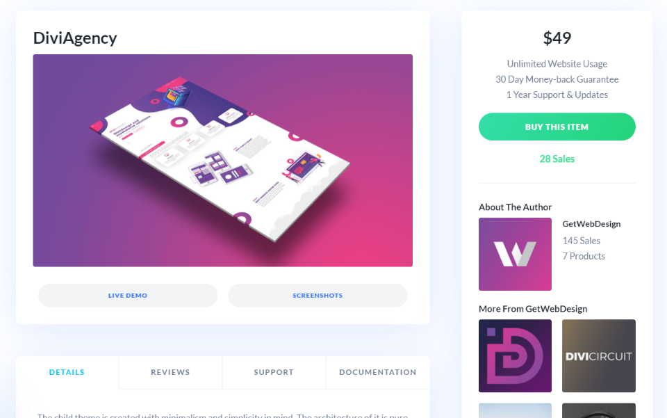Where to Purchase DiviAgency