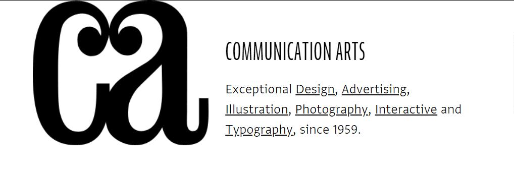 Communication Arts magazine.