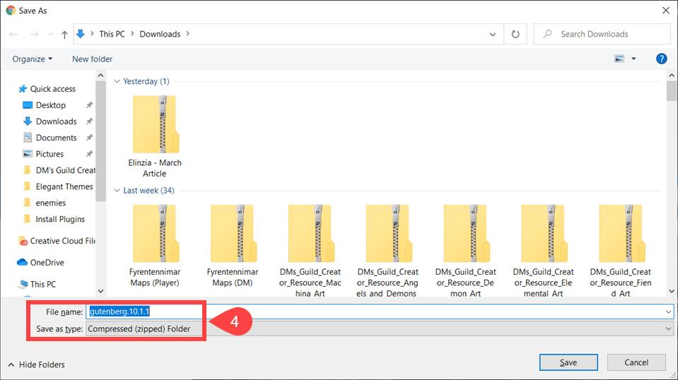 wordpress plugin download