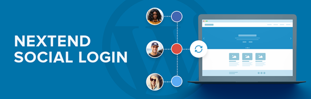 The Nextend Social Login and Register Facebook plugin for WordPress