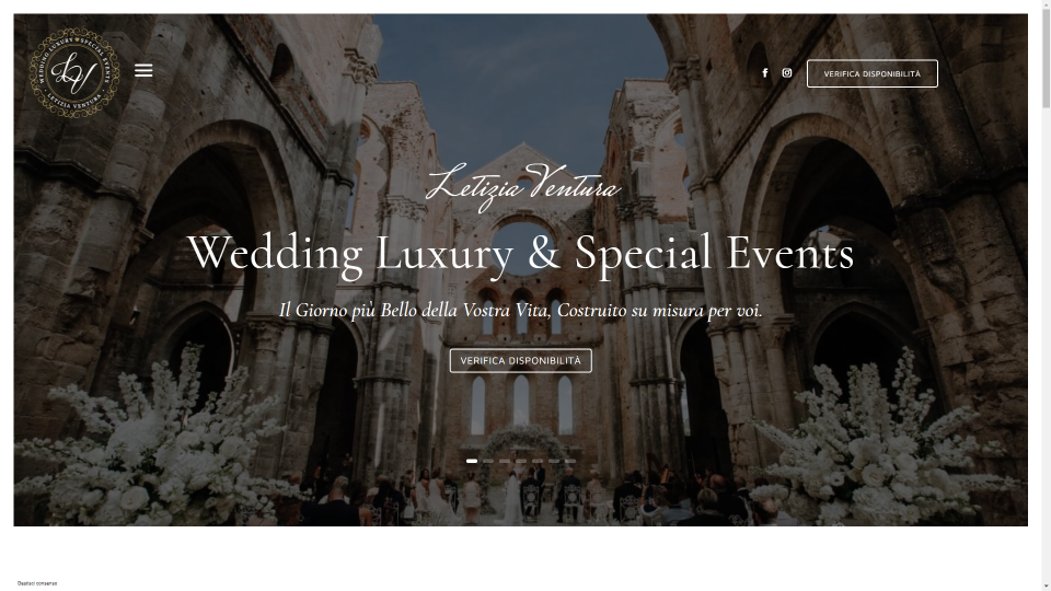 LV Wedding Luxury Special Events