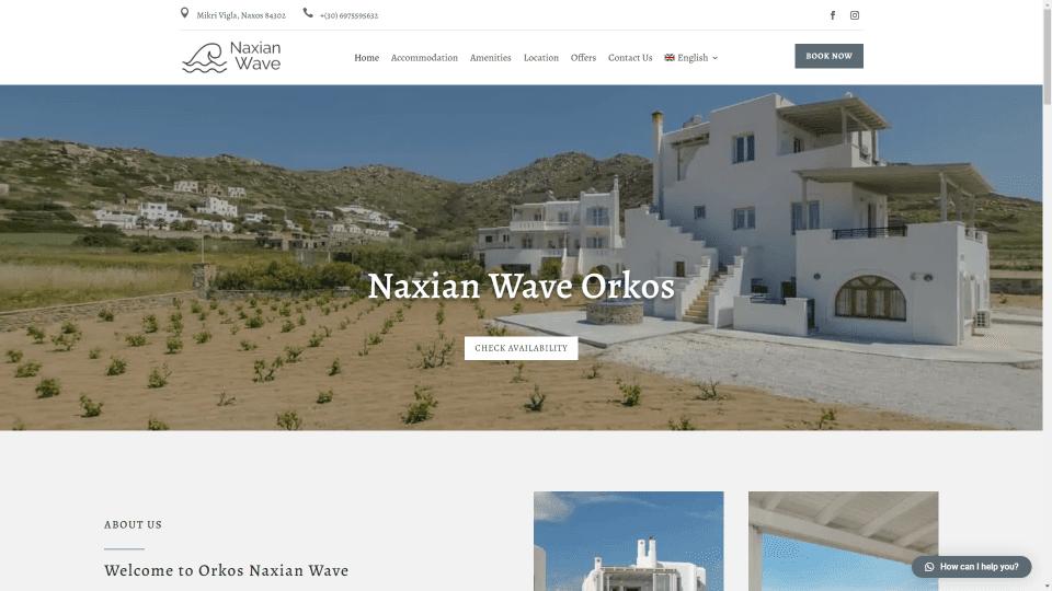 Naxian Wave