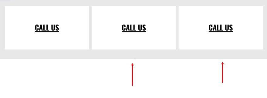 highlight contact details