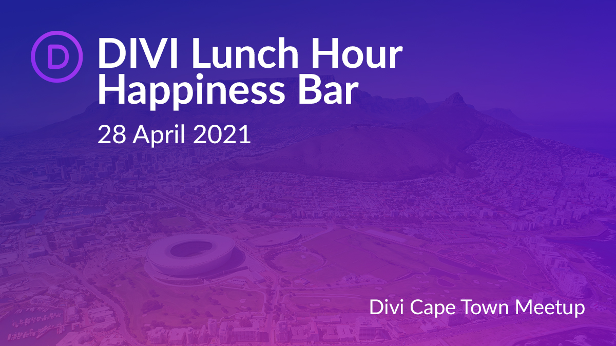 Divi Cape Town april 2021