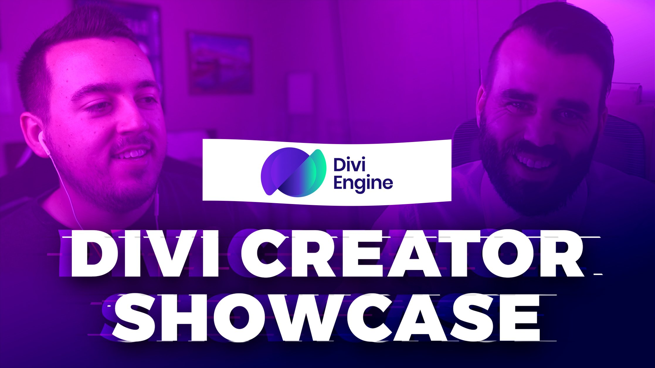 Divi Creator Showcase: Divi Engine